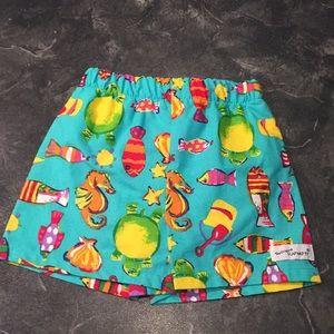 The Original FLAPHAPPY Swim 🏊♂️ Diaper Trunks